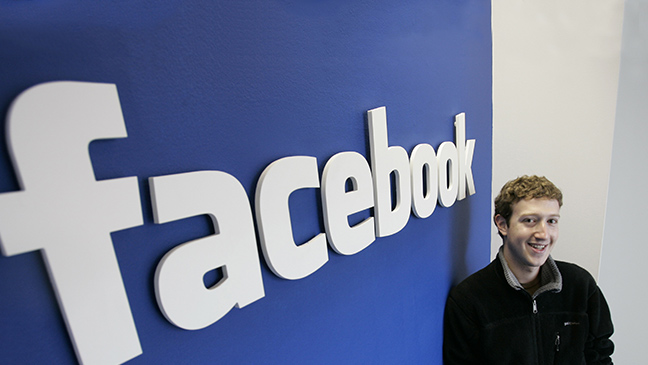 Mark Zuckerberg is the chairman and chief executive of Facebook